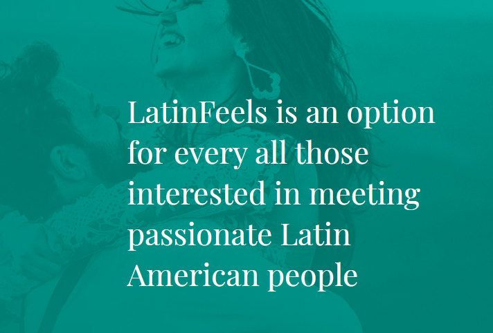 LatinFeels main page